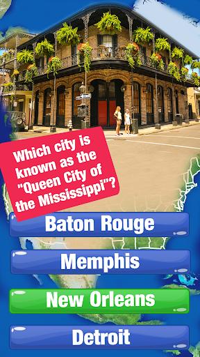 US Geography Quiz – American Geo Quiz Trivia hack tool
