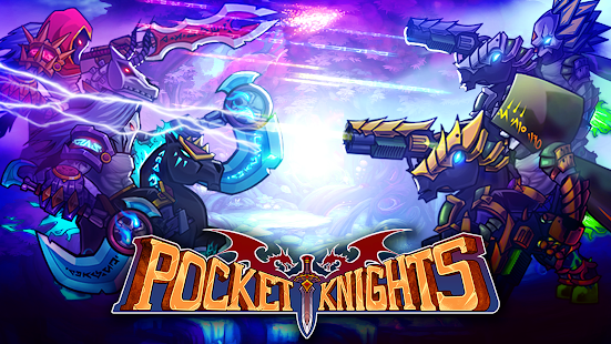 Pocket Knights- screenshot thumbnail
