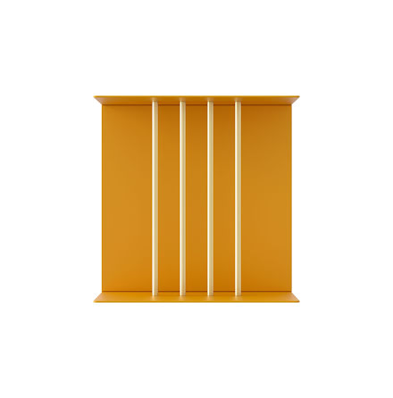 Teaser Hylla - Saffron Yellow