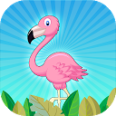 Flamingo Merge - Evolution And Fun Clicker Kawaii APK