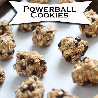 Powerball Cookies