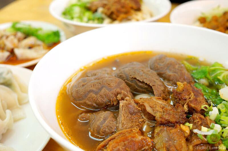 台中北區牛肉麵,楊記手工麵食館-21