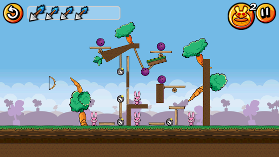 Bunny Shooter Free Game- screenshot thumbnail