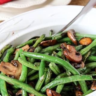 Sauteed Greens With Mushrooms Recipes