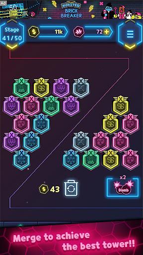 NeonMergeDefence 1.3.2 screenshots 6