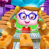 Tải Game Nhà máy sản xuất bánh mì Sốt thực phẩm Nấu nướng