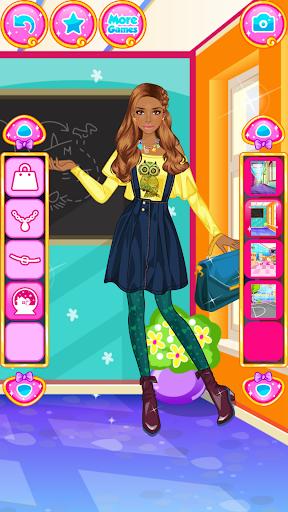 High School Dress Up For Girls 1.0.6 screenshots 24