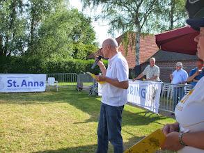 Photo: Openingswoord door voorzitter Kees van Dongen.