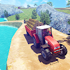 Tractor Truck Driving Sim: Hill Cargo Transport