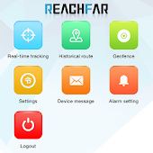 ReachFar GPS Tracker APP