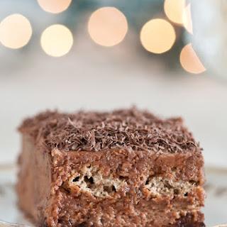 Feb 12 Chocolate Amaretti Tiramisu