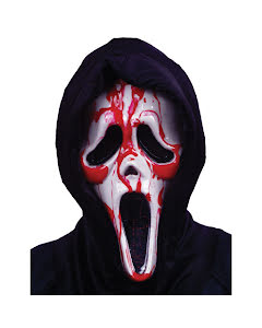 Mask, Blodig Scream