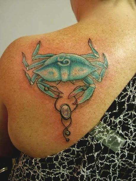 cancer zodiac sleeves tattoos
