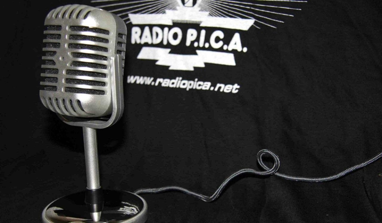 RadioPICA- screenshot