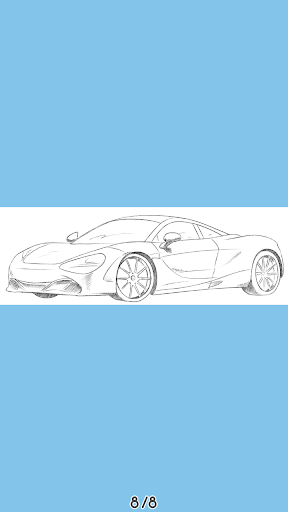 How To Draw Cars - HTDraw Cars 0.0.01 screenshots 6