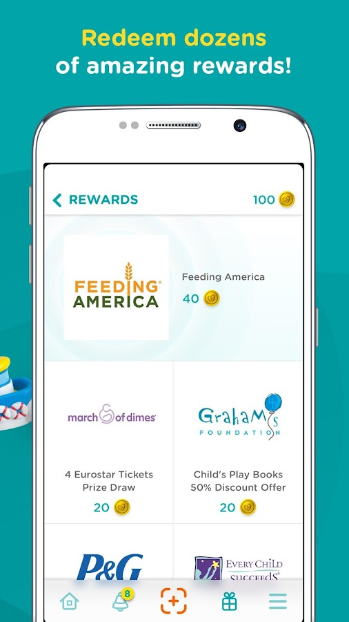 Pampers Rewards: Savings & Gifts for Parents- screenshot