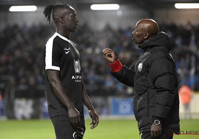"""Mbaye Leye a été blessé: """"Mais Makelele et moi, on a aucun problème"""""""