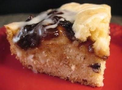 Minced Meat Coffee Cake