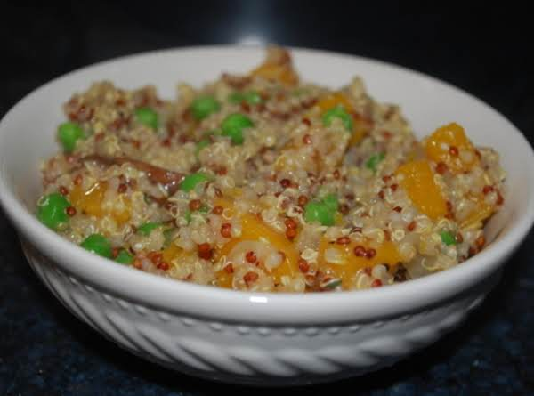 Butternut Squash Quinoa Recipe