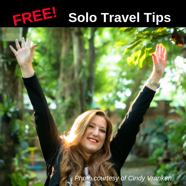 Click for your FREE Solo Travel Tips Guide