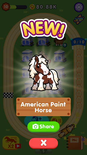 Idle Horse Racing apkpoly screenshots 5