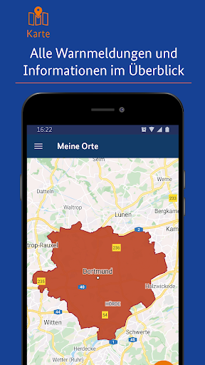NINA - Die Warn-App des BBK  screenshots 5