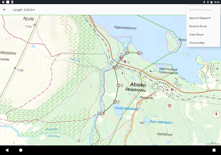 Sweden Topo Maps Android Apps On Google Play - Sweden map gps