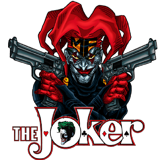 The Joker IPTV file APK for Gaming PC/PS3/PS4 Smart TV