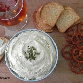 White Cheddar and Gruyere Ale Spread