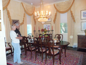 Photo: Tour of Homes 2012: Byrd House - dining room
