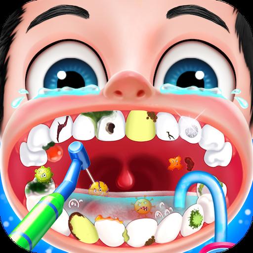 My Crazy Kids Dentist - Free Dentist Games