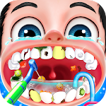 My Crazy Kids Dentist - Free Dentist Games Icon