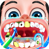 My Crazy Kids Dentist - Free Dentist Games