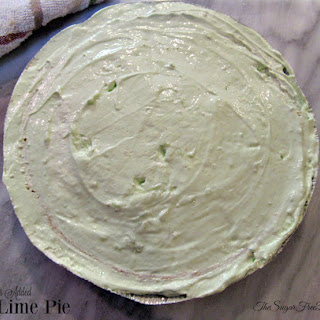 No Added Sugar- Key Lime Pie