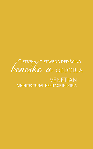 Istrian Architecture