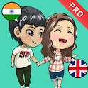 Hindi-English Translator Pro icon
