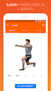 Virtuagym Fitness – Home & Gym Premium Mod Unlocked 1