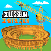 Colosseum Construction : Building Simulator Games