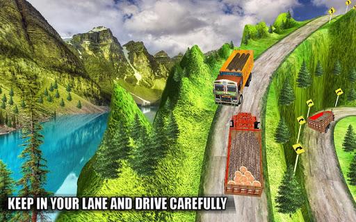 Asian Truck Simulator 2019: Truck Driving Games filehippodl screenshot 9