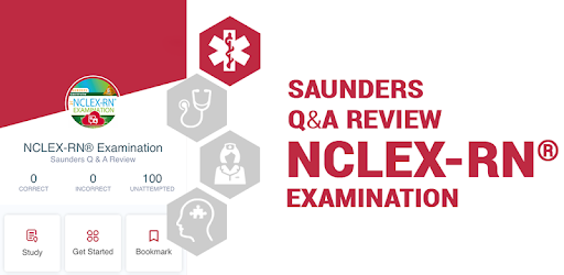 SAUNDERS Q&A REVIEW FOR NCLEX-RN® EXAMINATION - Apps on