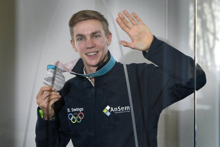 Après la médaille olypique, la médaille mondiale pour Bart Swings