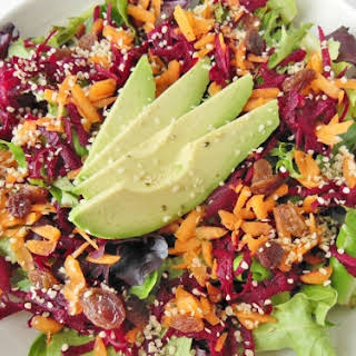 Shredded Vegetable Salad Recipes.