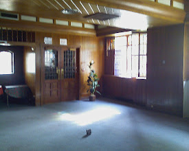 Photo: Space formerly occupied by the English Lounge, Penn Alto Hotel, Altoona, PA.  Photo by Scott Cessna.