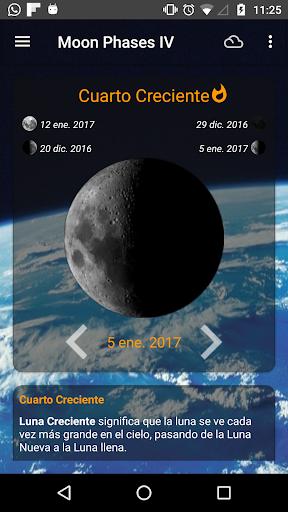 Moon Phases Pro v4.0.5 Pro