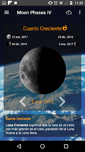 Moon Phases Pro Screenshot
