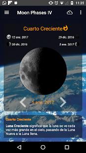 Moon Phases Pro - náhled
