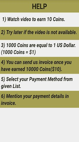 android Real Money Earning Screenshot 7