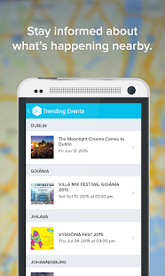 All Events in City- screenshot thumbnail