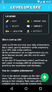 Level Up Life- screenshot thumbnail