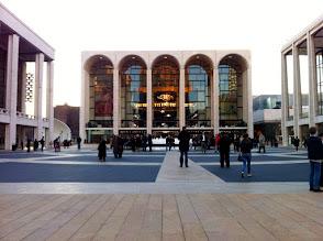 Photo: Lincoln Center